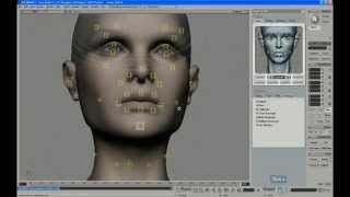 Face Robot Legacy - Part 3: Testing the Solved Head