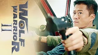 WOLF WARRIOR 2 (2017) Official Trailer | Wu Jing Action Film