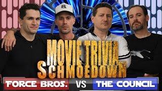 Star Wars Movie Trivia Schmoedown - Sam Witwer & Freddie Prinze Jr. Vs. John Campea & Ken Napzok