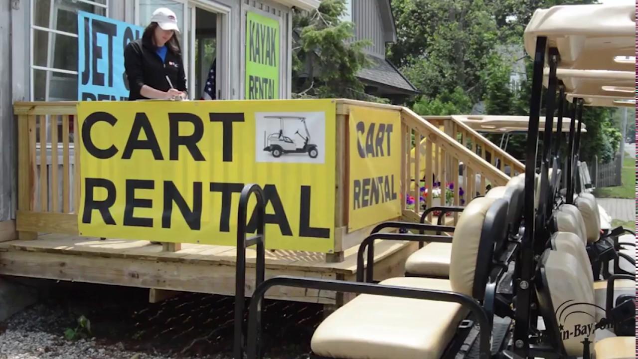 Put in Bay Golf Cart Safety