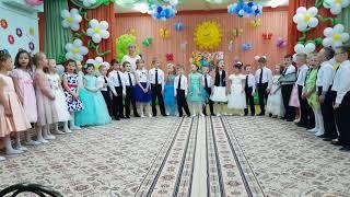Выпускной из детского сада. 27. Прощальная песня.