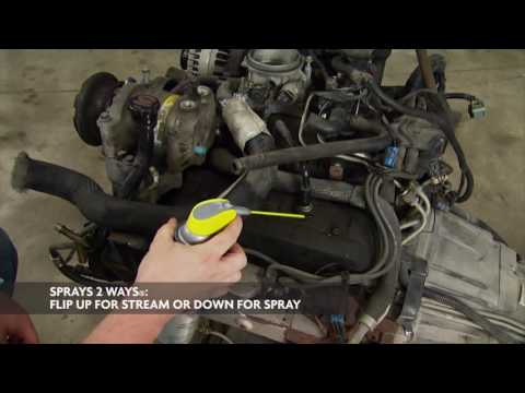 How to Remove Dirt, Grease and Grime from Engine Parts
