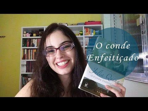 O conde enfeitiçado | Review de livros