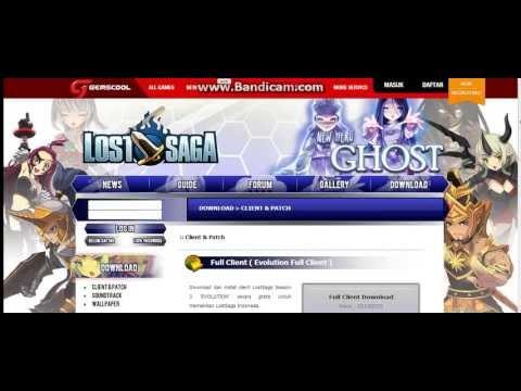lost saga pc game download