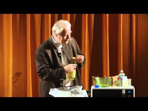TEDxPanthéonSorbonne La cuisine moléculaire Hervé Thys