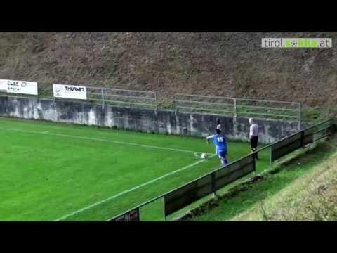 1. Runde Landesliga West: SV Absam vs. SC Mils 05 | 2013/2014