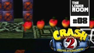 Lower Room Plays: Crash Bandicoot 2: Cortex Strikes Back (Part 8)
