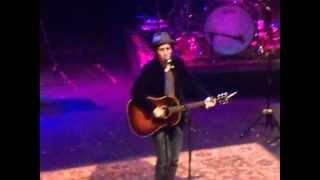 "Talk + ""Let It Go"" Performance by Joshua Radin"