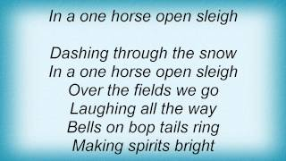 Barry Manilow - Jingle Bells Lyrics_1