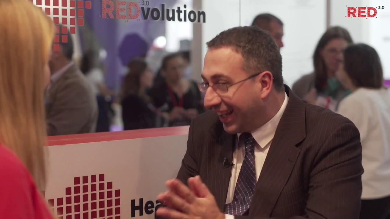 Health RedVolution: Dr. Rafael Vidal