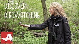 Birdwatching For Beginners With Barbara Hannah Grufferman