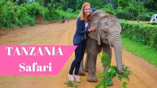 The Best SAFARI IN TANZANIA!