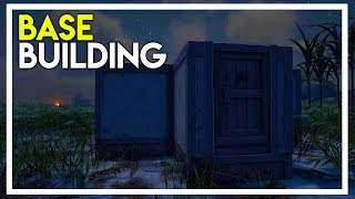 Base Building on a NEW ISLAND! (Ark Atlas Gameplay #6)