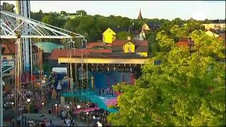 Zara Larsson - Bad Boys (new live on Sommarkrysset)