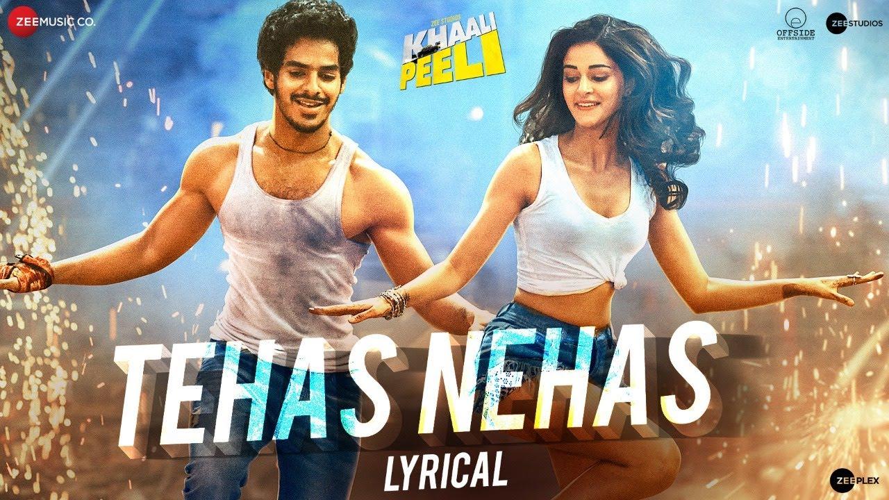 Tehas Nehas Lyrics in Hindi| Shekhar Ravjiani & Prakriti Kakar Lyrics