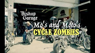 Mo's And Moto's Cycle Zombies