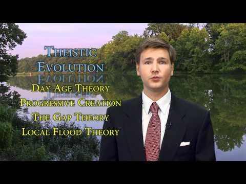 Theistic Evolution – A False Religion