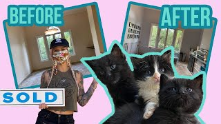 Renovating a Kitten Rescue Dream Home!