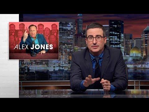 Alex Jones: Last Week Tonight with John Oliver (HBO)