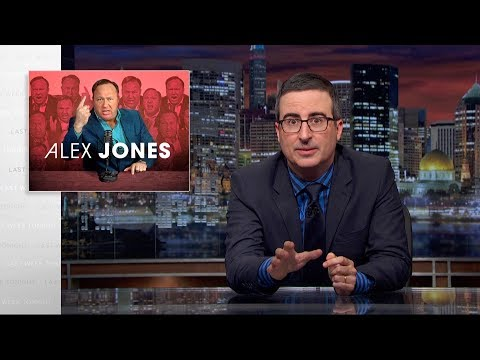Alex Jones: Last Week Tonight With John Oliver (HBO) Mp3
