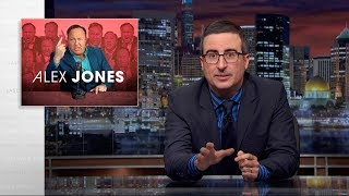 Alex Jones: Last Week Tonight with John Oliver (HBO)