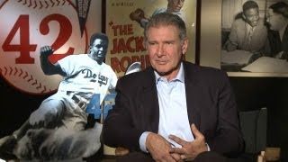 Harrison Ford - 42 Interview HD