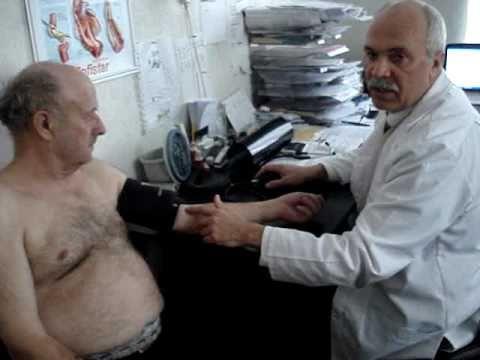 Išgydyti hipertenzija Izraelyje