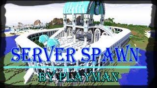 Minecraft - Amazing Server Spawn Download and Schematic