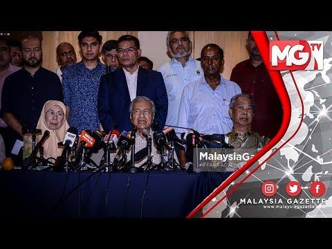 """TERKINI : """"PH Boleh Menang PRK Semenyih, Kecuali UMNO dan PAS Lakukan Sesuatu"""" - Tun M"""
