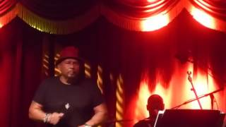 Aaron Neville  - House On A Hill 8-4-16 Brooklyn Bowl, NY