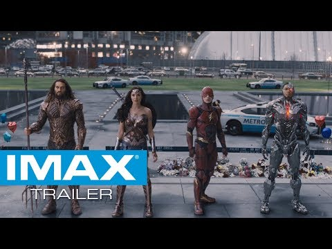 Justice League (IMAX Trailer)