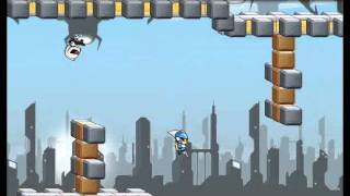 Gravity Guy - MINICLIP Gameplay by Magicolo46