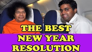 New Year Resolution (Satsangh) - The best one to make (2019)