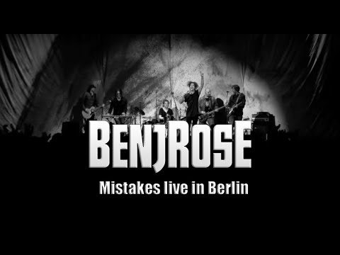 Mistakes live in Berlin