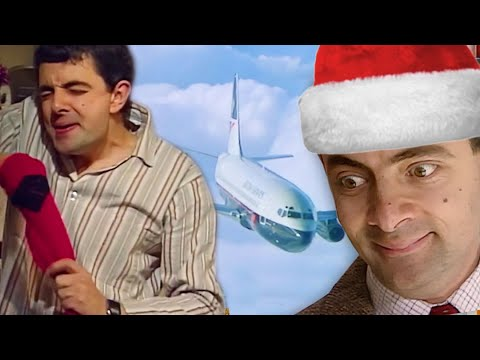 Download Flying home for Christmas | Christmas Special | Mr Bean Full Episodes | Mr Bean Official Mp4 HD Video and MP3