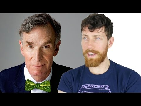 Bill Nye The Vegan Guy?