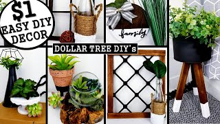 6 NEW DIYs HOME DECOR | DOLLAR TREE DIYs 2020 | Anthropologie & West Elm Inspired