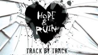 Track By Track: Hope & Ruin: I'll Find Someone Who Will