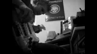 Clairvoyant Disease - Avenged Sevenfold BASS COVER