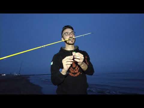 Sembrare da pesca una filatura