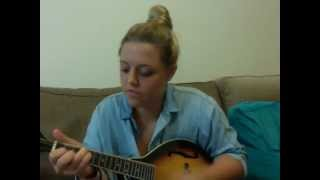 Heart in a Cage by The Strokes / Chris Thile MANDOLIN COVER - Erin Leanne
