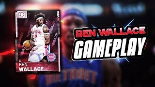 PINK DIAMOND BEN WALLACE IS (NOT) THE BEST CENTER IN GAME!