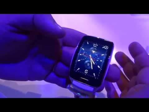 Hands On Samsung Gear S, video anteprima IFA 2014