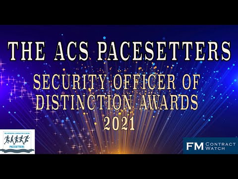 ACE Pacesetters Officer of Distinction Awards 2021