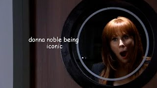 Donna Noble Being Iconic