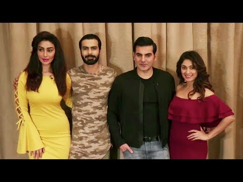 Nirdosh Movie Cast Interview   Arbaaz Khan   Manja