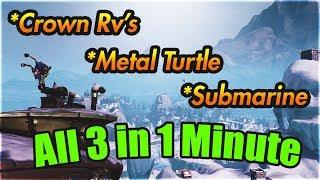 Fortnite Season 7 Week 1 Dance On Top Of A Metal Turtle 免费在线