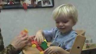 Speech Therapy 22 Months