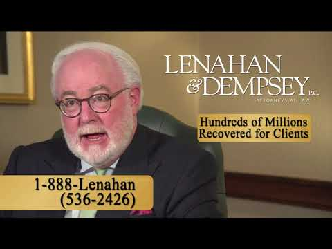 What distinguishes Lenahan and Dempsey from other law firms?