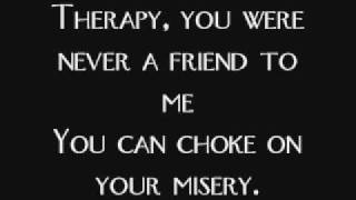 All Time Low - Therapy [Lyrics]